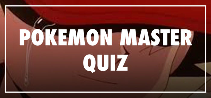 Pokemon Master Quiz Bequizzed Answers